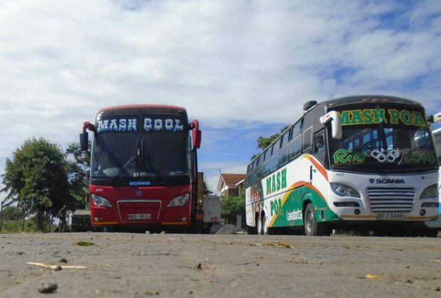 Traveling by bus in East Africa - Mash East Africa