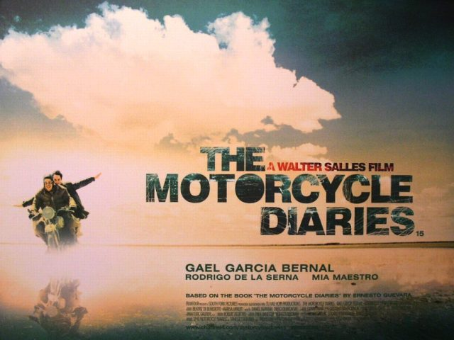 Travel movies - The motorcycle diaries