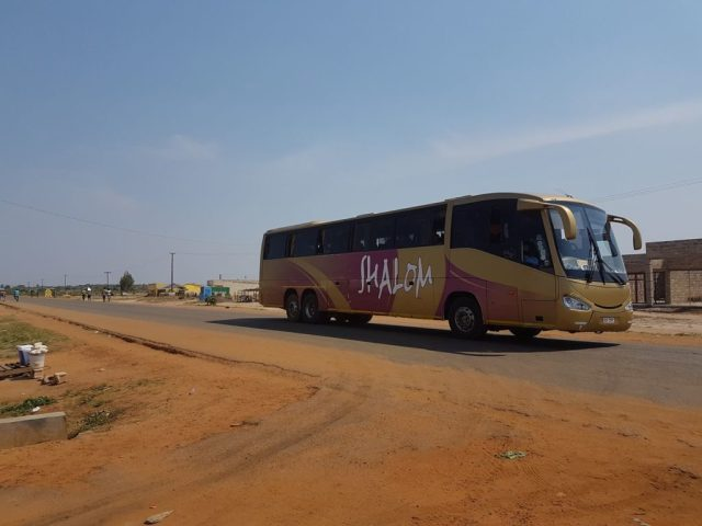 Africa Bus Travels and Journeys