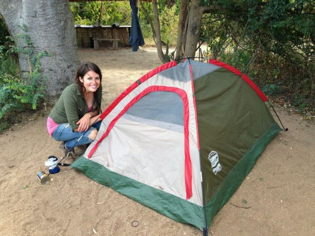How a Solo Female Traveler Backpacked From Cape Town to Cairo