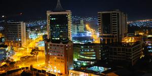 Backpacking Kigali City
