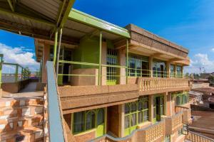Backpacking Kigali Heartland Hotel Rwanda
