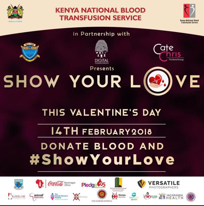 Kenyan-Collective-Show-Your-Love-Blood-Donation
