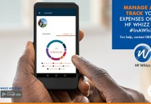 HFC Launches Digital Banking Solution, HF Whizz