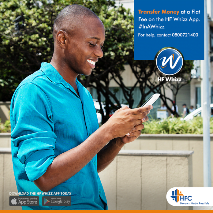 What Makes The HF Whizz App Different? CIO, HF Group George Njuguna Explains
