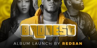 "Legendary Kenyan Dancehall King Redsan Set To Launch ""The Baddest"" Album On 15th September"