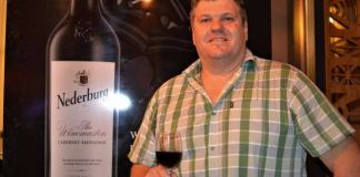 Wine Tasting And Food Pairing With Nederburg Wine Master, Neil Groenewald