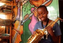 An Aspiring Surgeon And His Saxophone #SafaricomJazz