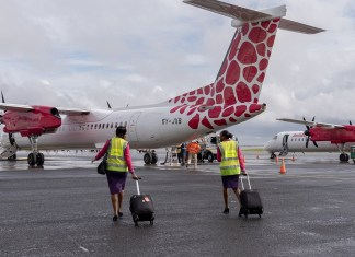 JJambojet Customers Can Now Pay For Their Air Tickets Using Bonga Points