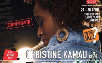 Kenyan Jazz Musician Christine Kamau, To Perform In Nigeria