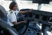 Girl Power In The Cockpit - Captain Pauline Bichanga