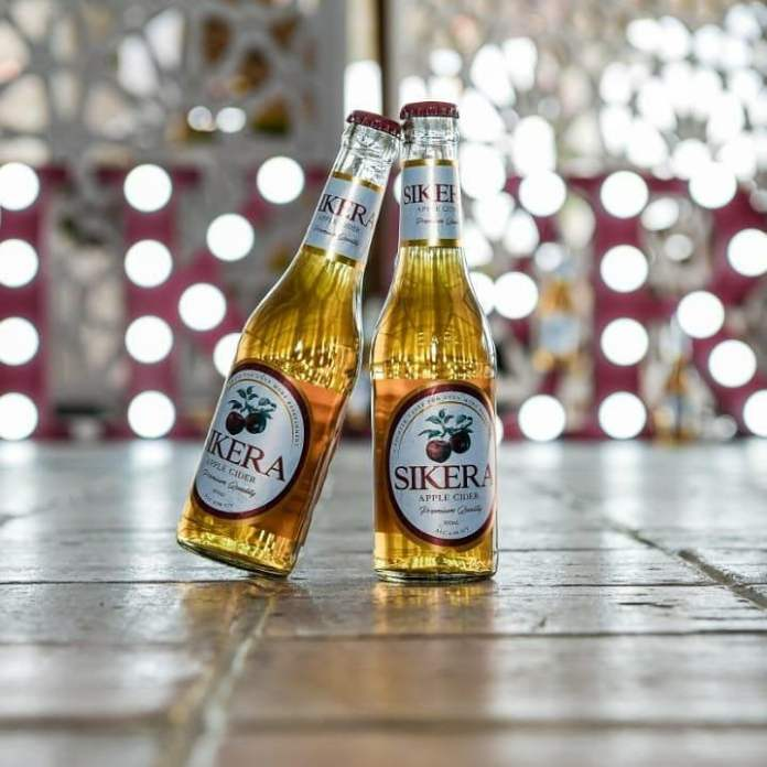 KBL Launches Sikera Premium Apple Cider