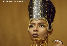 Yemi Alade Launches 4th Studio Album, Woman Of Steel; Here's My Review