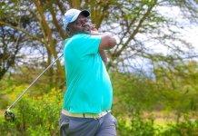 Dismas Indiza Maintains Lead At Top Of Road To Magical Kenya Open 2020 Ranking