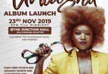Fena Gitu Set To Release Her Second Album, UNLEASHED