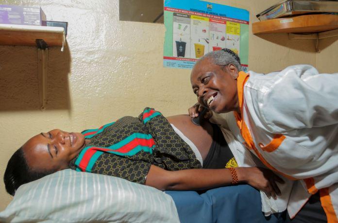 St. Marys Medical clinic in Kibra