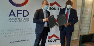 Equity Group has announced a $100 partnership with Proparco,