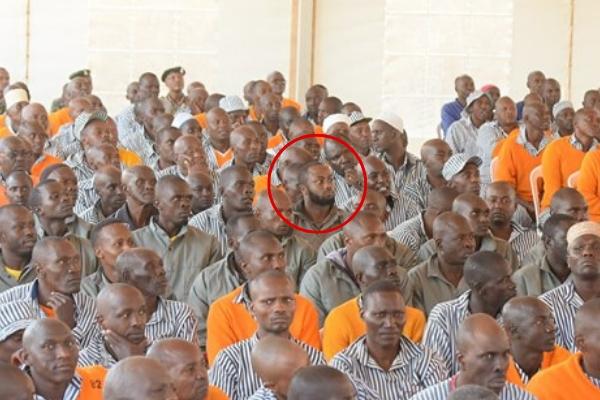 Image result for jowie irungu photos prison