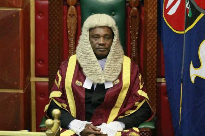 Speaker Justin Muturi stated on December 1, 2019, that he was in favour of the referendum to iron out issues in the BBI report.