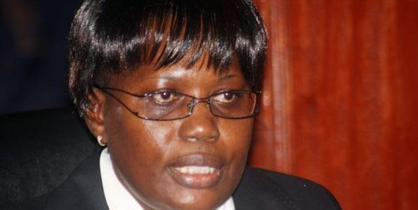 Kitui High Court Judge Lilian Mutende.