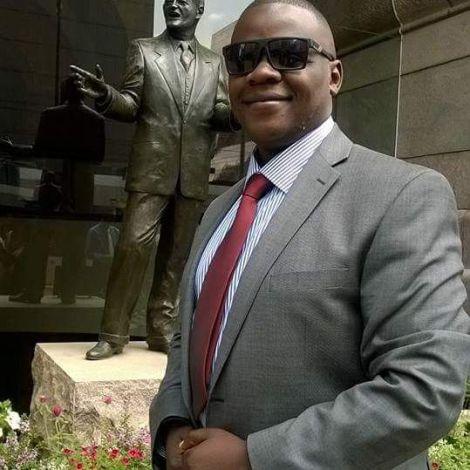 Amerix Eric Amunga: Little Known Politician Inspiring Kenyan Men -  Kenyans.co.ke