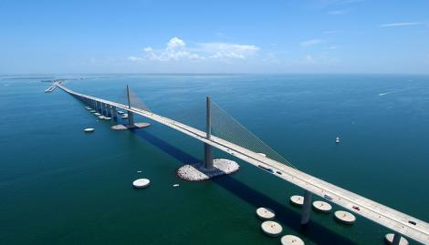 Mombasa Gate Bridge impression.