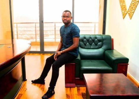 Festus Mutia is a Senior Leasing Manager Peace Mall Complex in Kigali Rwanda