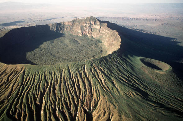Menengai Crater.