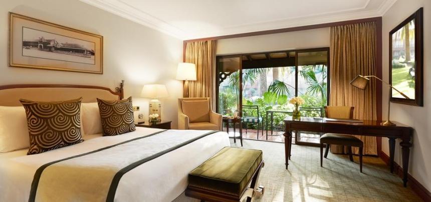 Luxury Nairobi Hotels