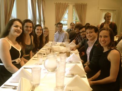 Shabbat at Kenyon Hillel