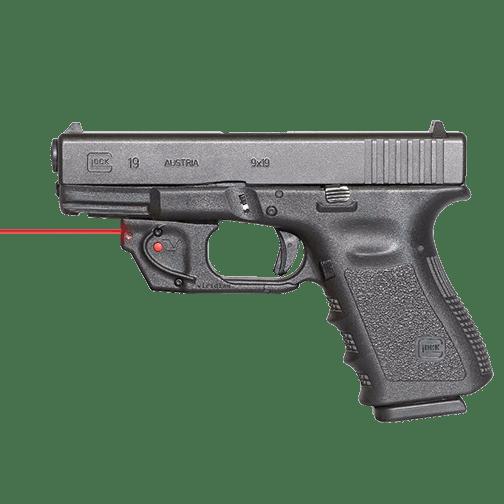 Viridian E-Series Red Pistol Laser - Fits Glock 22/23/17 ...