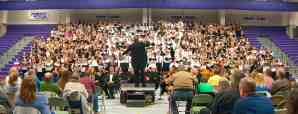 Conference Vocal Festival Mass Choir