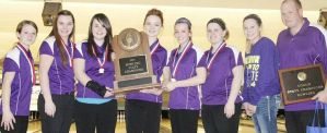 State Championship For Girls Bowling