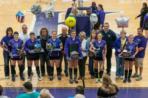 Senior Athletes Saluted