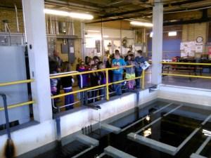 Students Tour Keo Waterworks