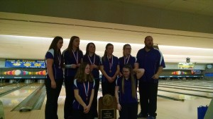 State Bowling Champs!