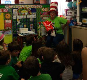 Hawthorne Elementary celebrates Dr. Seuss!