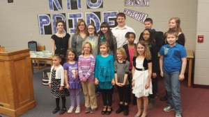 Lee County Writing Winners