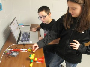Lego Robotics At George Washington