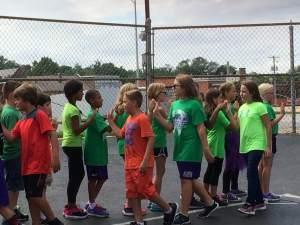Sportsmanship at George Washington