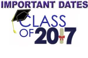 Graduation Information!