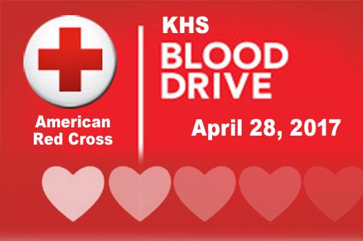 Student Council Blood Drive