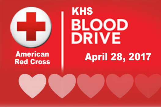 Student Council Blood Drive