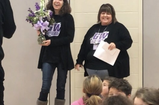2018-2019 Keokuk Teacher of the Year