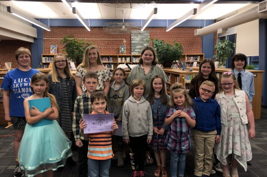 2019 Mississippi River Literacy Guild Writing Contest Winners