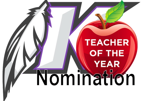 Keokuk Teacher of the Year Nomination for 2019-2020