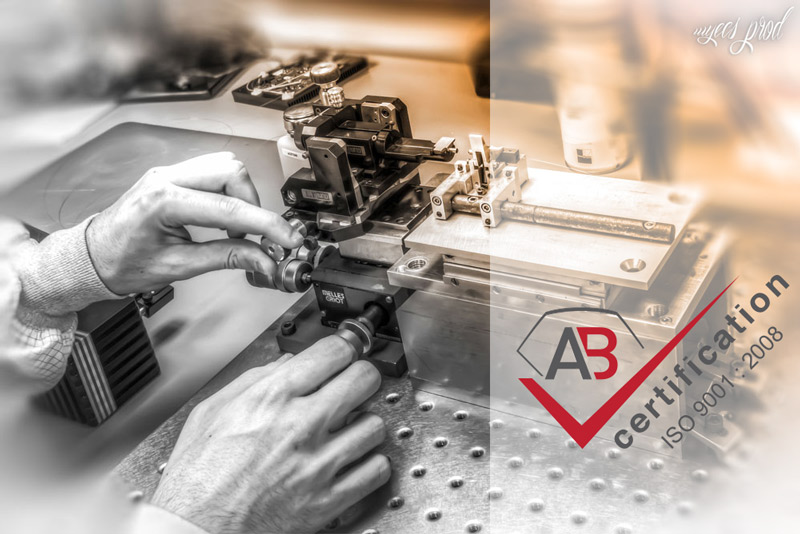 AB certifications - Keopsys - Keopsys company
