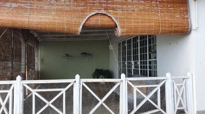 For sale wooden bungalow  on a land of 358 ts floorplan 4