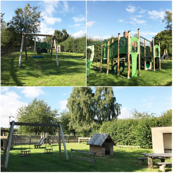 gallowstree common playground kidmore end parish council oxfordshire collage 2