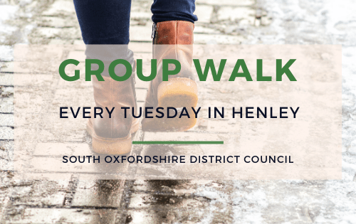 HENLEY GROUP WALK